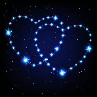 Love, romance and the stars