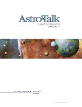 AstroTalk Astrological Profile Sample